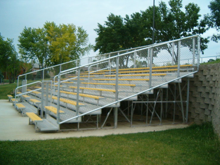 Recent Bleacher Installations