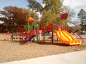 Meeker Elementary 3-5 Play Area