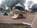 Central Park 2-5 year old play area, Grinnell, IA