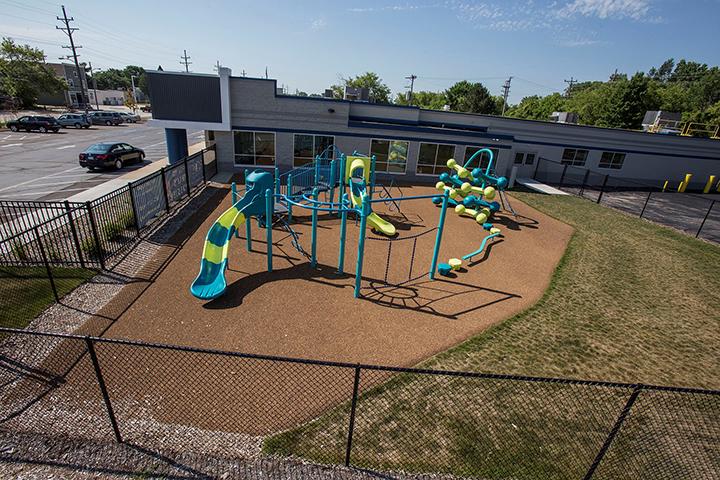 Recent Playground Installations